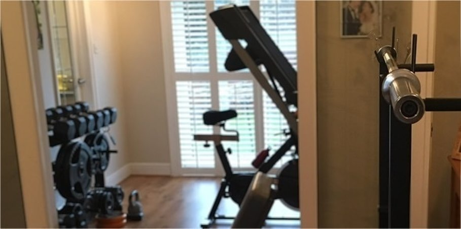 Personal Trainer-Home-Gym-Chingford-Highams-Park